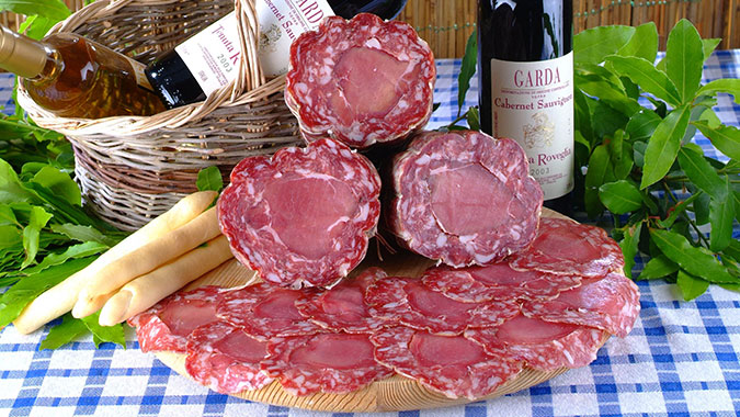 Salame con Filetto